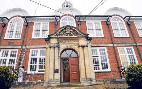 st albans girls Learn about working at st albans high school for girls join linkedin today for free see who you know at st albans high school for girls, leverage your professional.