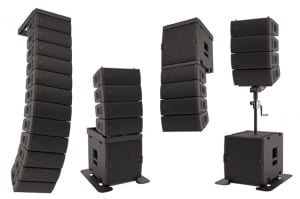 Hire Martin Audio MLA Mini
