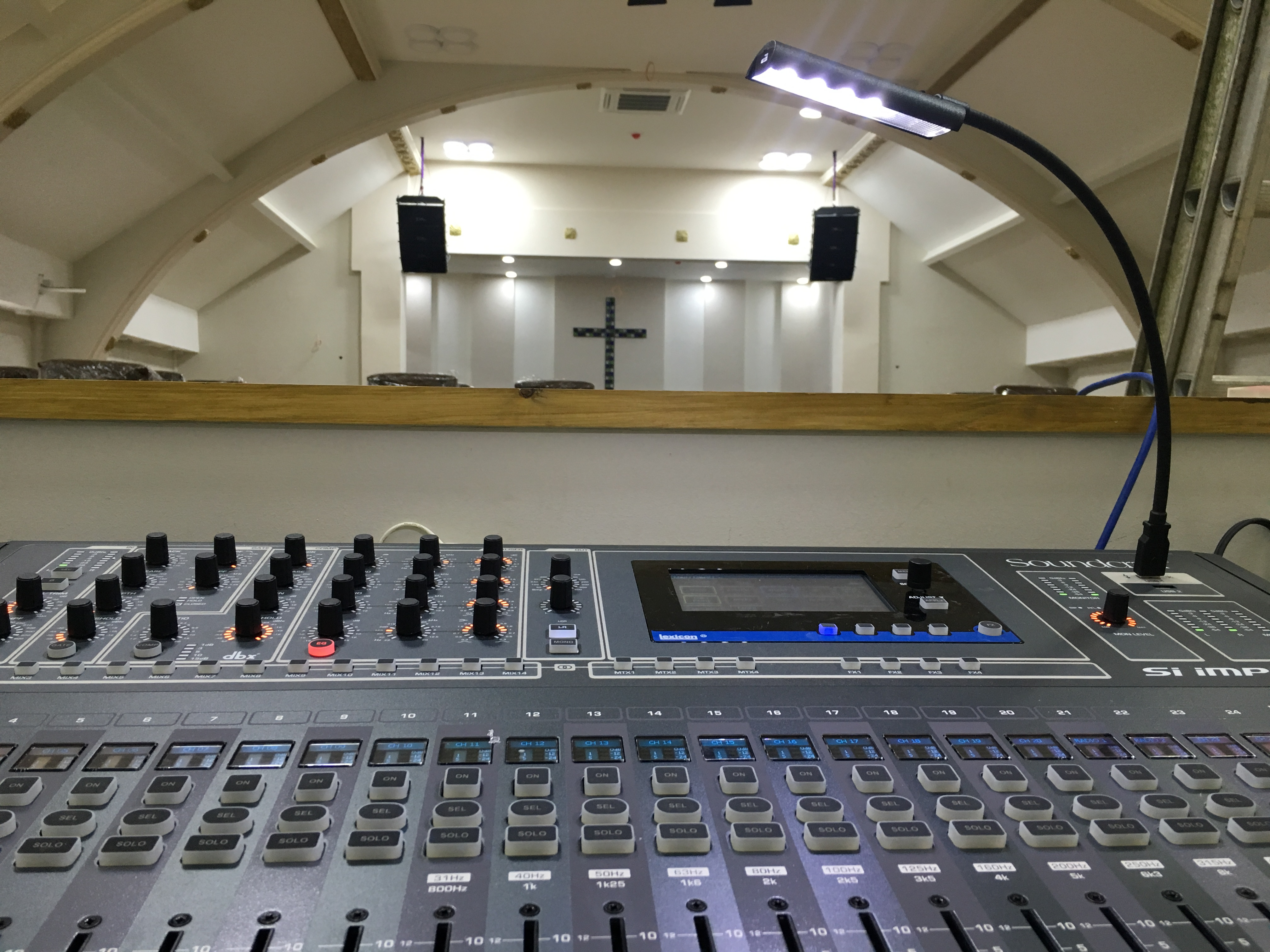 sound system for church. church sound systems system for
