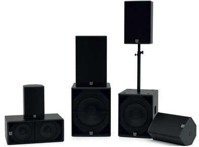 Martin Audio BlacklineX Series