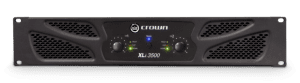 Crown XLI 3500 Amplifier