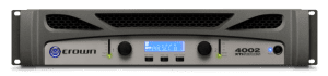 Crown XTi 4002 Amplifiers