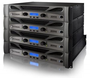 Crown XTi Series Amplifiers
