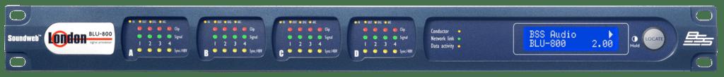 BSS Blu-800 Processor