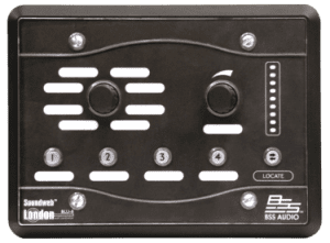 BSS BLU-8v2 Programmable Zone Controller