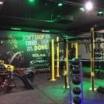 Gym Sound System Installation