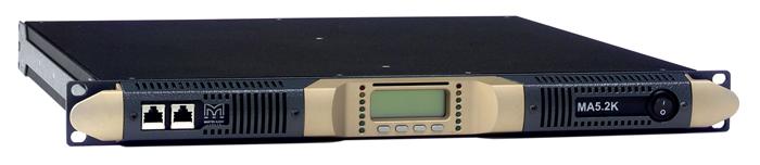 Martin Audio MA5.2k Electronics