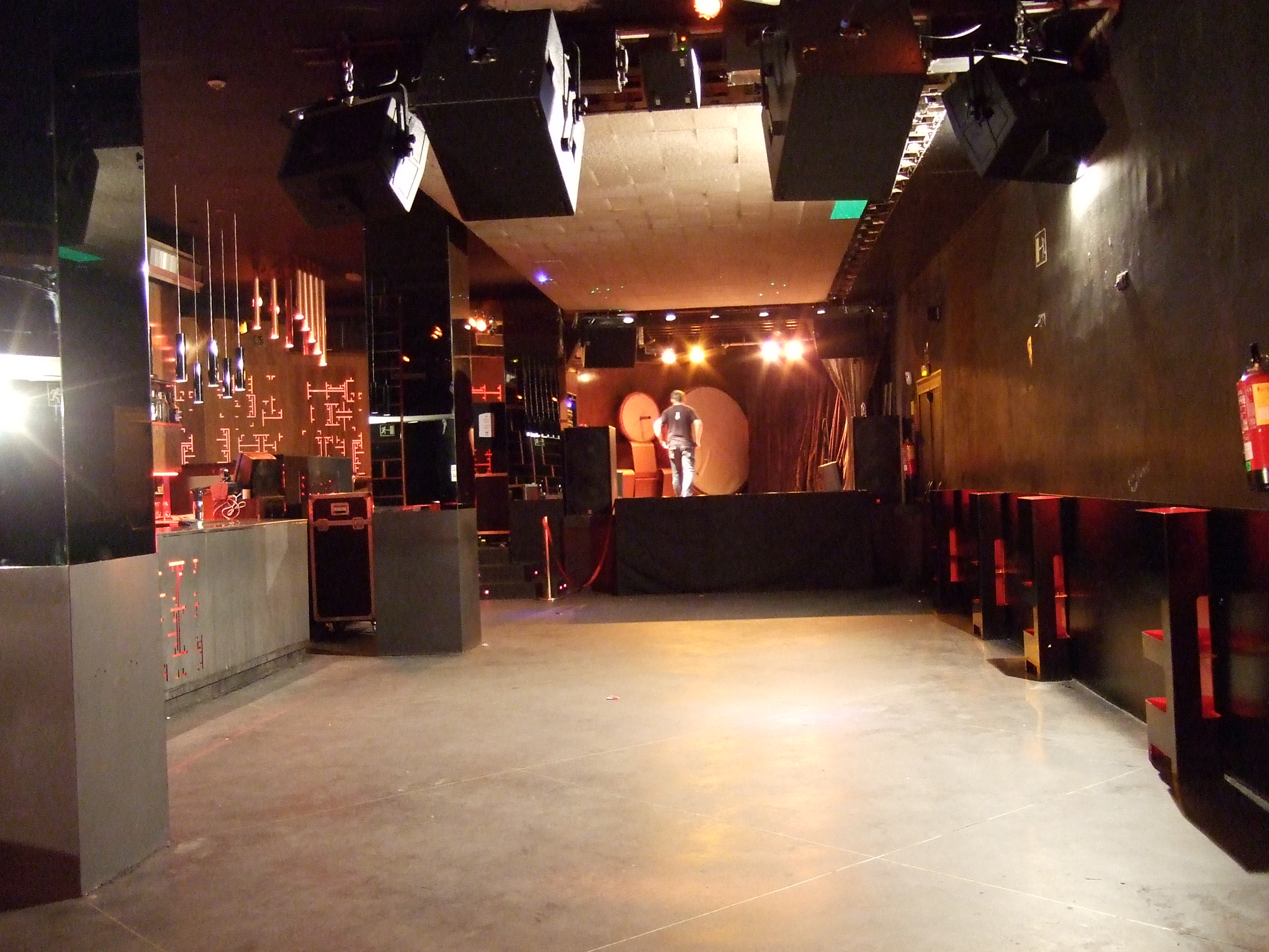 Charada, Madrid - Martin Audio and Old Barn Audio Ltd