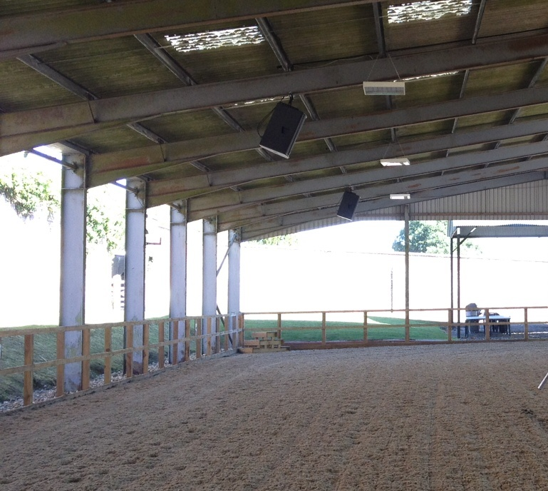 Martin Audio And Bss At Bedgebury Equestrian Centre