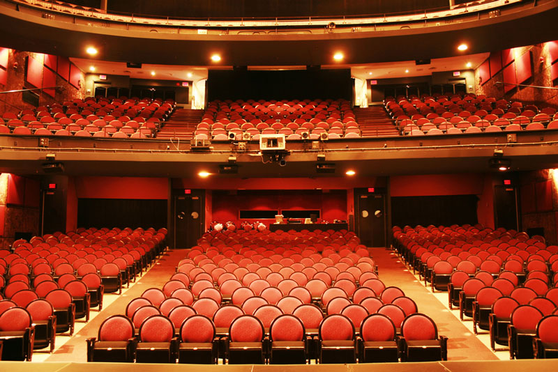 Sound systems for theatres
