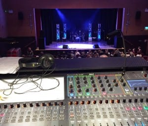 Hillview School for Girls with Old Barn Audio and Martin Audio Wavefront