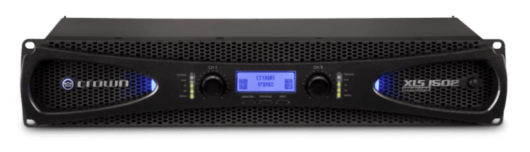 Crown XLS 1502 Amplifiers