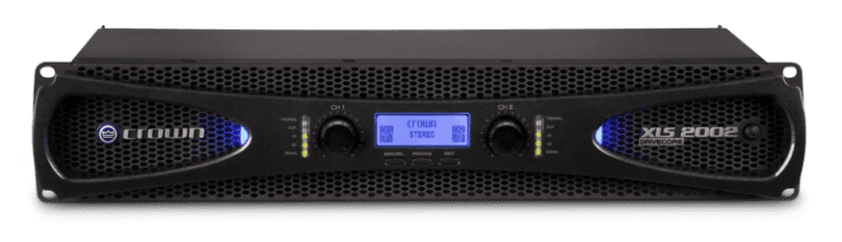 Crown XLS 2002 Amplifiers
