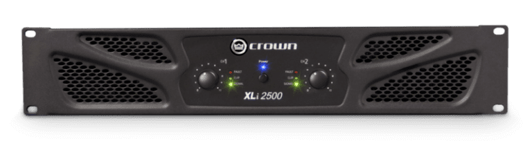 Crown XLi 2500 Amplifier