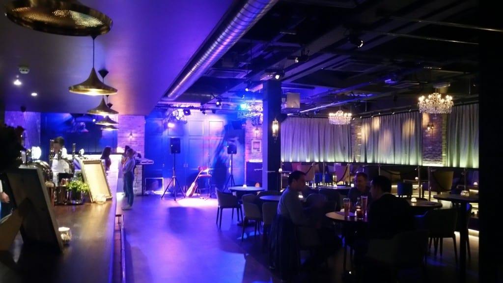 Lighting Systems for Bars & Restaurants