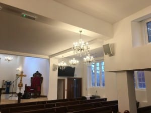 New Sound for a West London Church