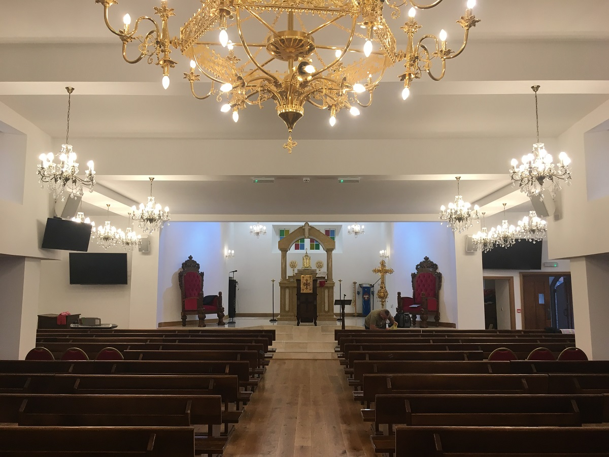 church sound systems sound systems for churches. Black Bedroom Furniture Sets. Home Design Ideas