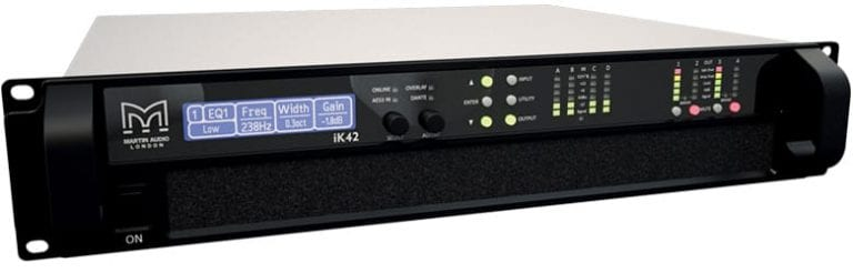 Martin Audio iKON iK42 Amplifier