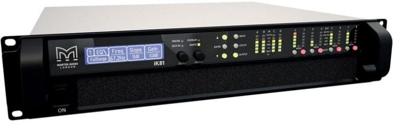 Martin Audio iKon iK81 Amplifier
