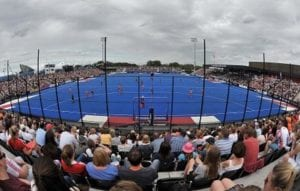 First Phase of Hockey Centre Completed