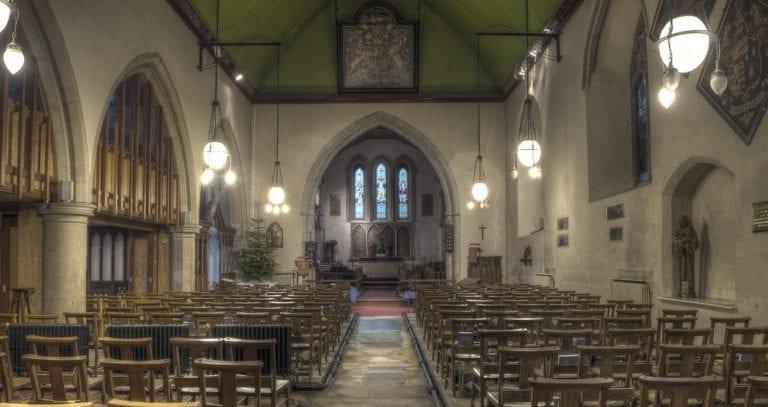St Mary's Church, Hadlow