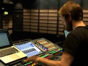 Martin Audio Demonstration