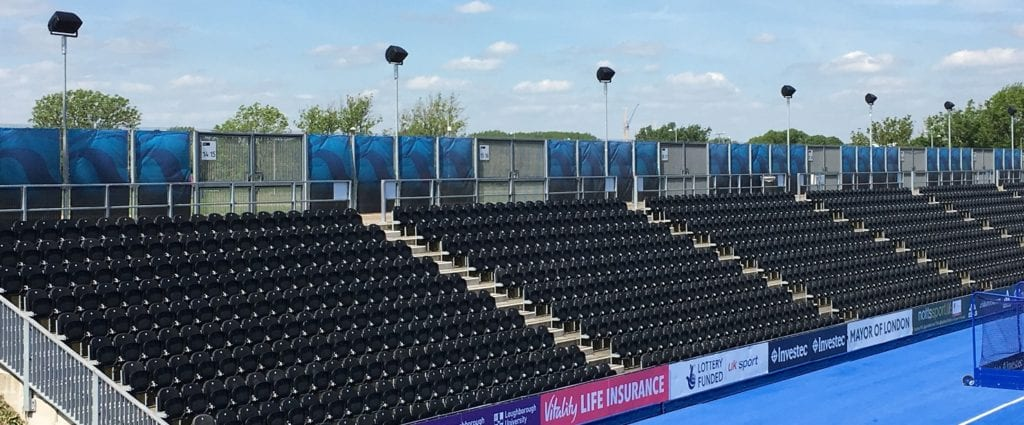 sound systems for sporting stadiums