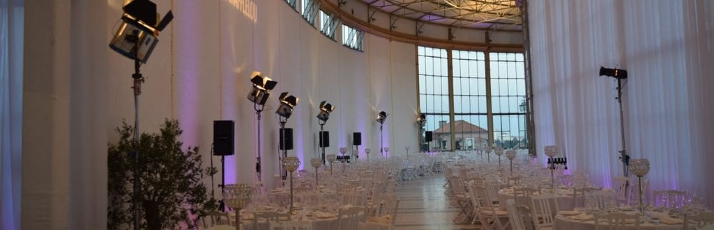 Sound Systems For Wedding Venues