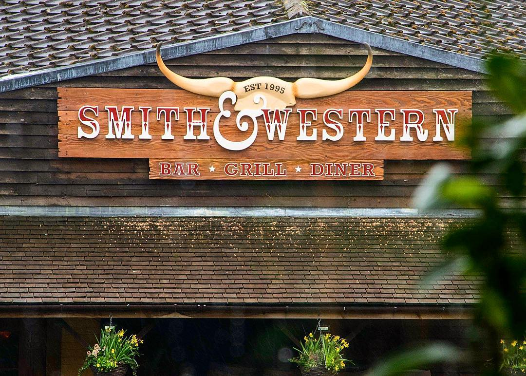 New Smith Amp Western In Addlestone Sound System By Old