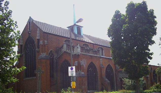 St Barnabas, Southfields