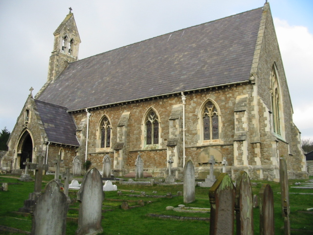 kingsdown church