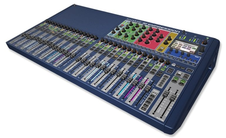 soundcraft si expression