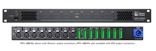 Meyer Sound MPS-488HP