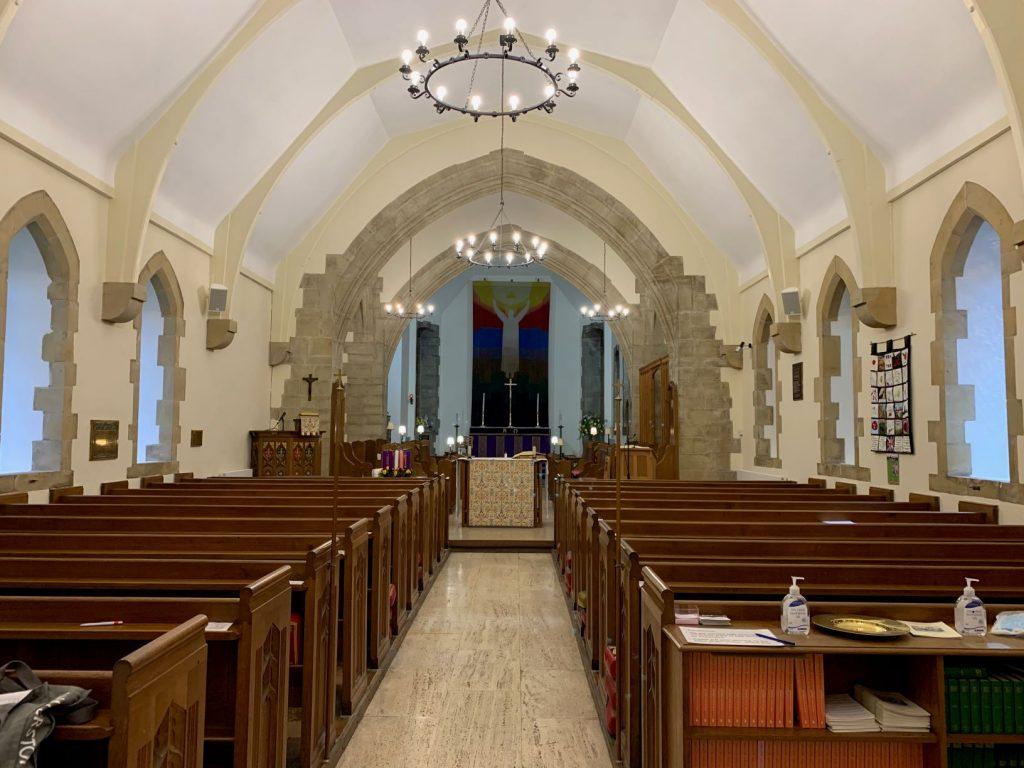 Christ Church in Fairwarp