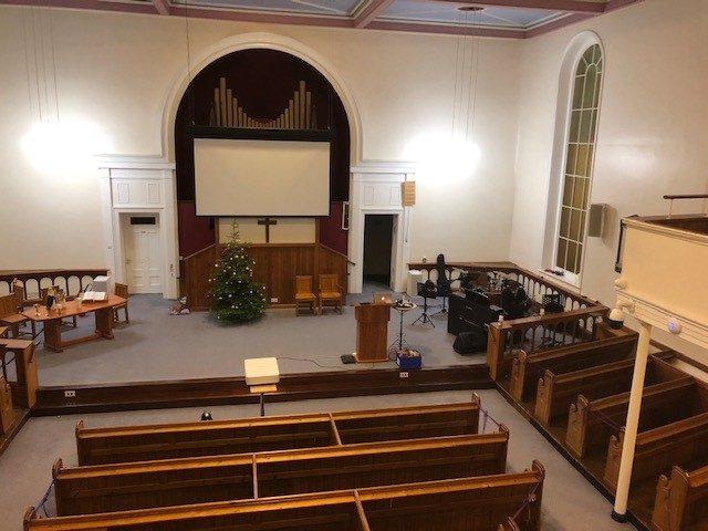 Colchester Baptist Church