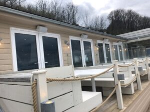 New Bose Sound For The Hut in The Isle of Wight