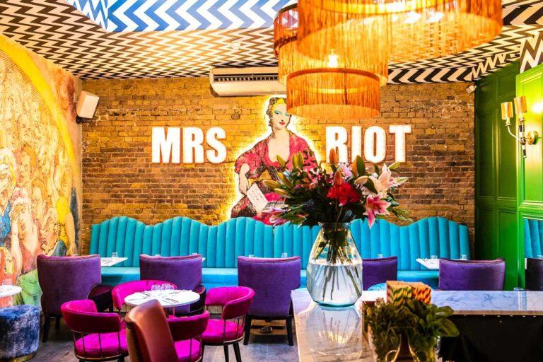 Mrs Riot Sound Installation